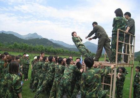 北京军事培训
