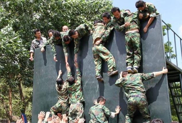 北京軍事培訓