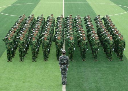 北京魔鬼訓練